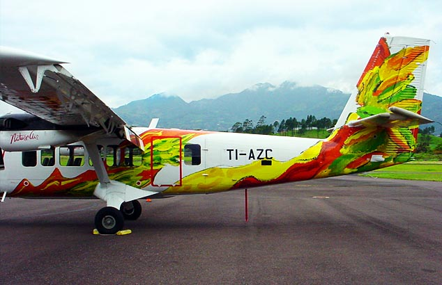 Custom Aircraft Graphics